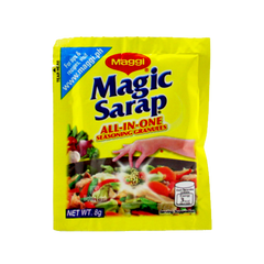 MAGGI MAGIC SARAP ALL-IN-ONE SEASONING GRANULES 8GX12S