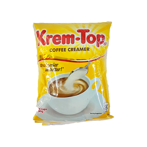 KREM-TOP COFFEE CREAMER 80G