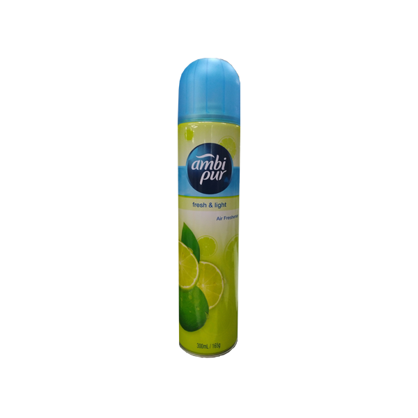 AMBI PUR FRESH & LIGHT 300ML/165G