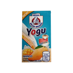 BEAR BRAND YOGU MANGO 110ML