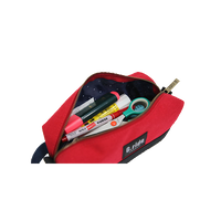 G.RIDE POUCH RED BLACK AND BLUE DORIAN