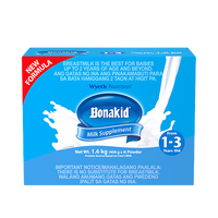 BONAKID STAGE 3 1.6 KGS 1 TO 3 YEARS OLD POWDERED MILK DRINK FOR CHILDREN