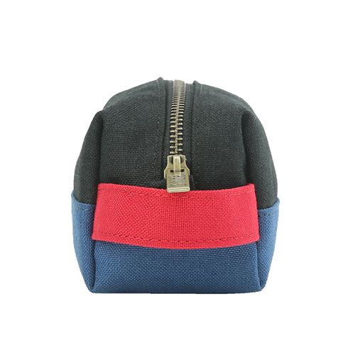 G.RIDE POUCH BLACK BLUE AND RED DORIAN