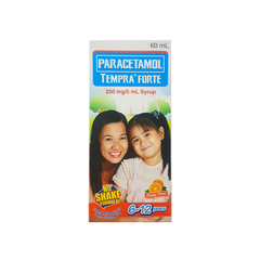 TEMPRA FORTE ORANGE 60ML