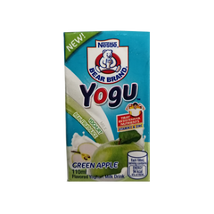 BEAR BRAND YOGU GREEN APPLE 110ML