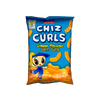 CHIZ CURLS CHEESE FLAVORED CORN CHIPS 60G