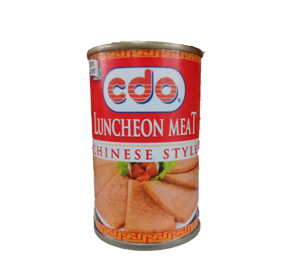 CDO LUNCHEON MEAT 150G