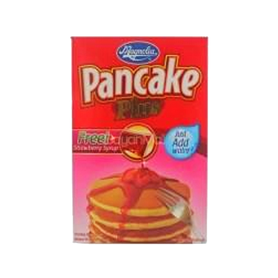 MAGNOLIA PANCAKE PLUS W/ STRAWBERRY SYRUP 200G/230G
