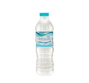 NATURES SPRING DISTILLED DRINKING WATER 500ML