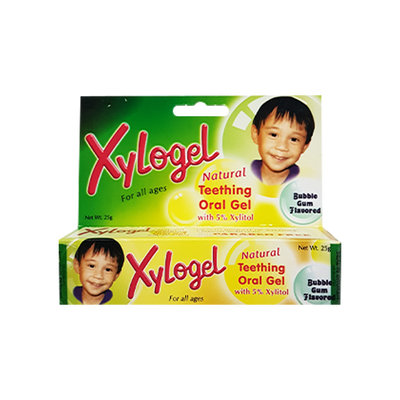XYLOGEL GEL 25GM