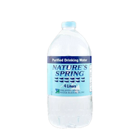 NATURES SPRING PURIFIED WATER 4L