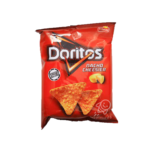 DORITOS TORTILLA CHIPS NACHO CHEESE 65G