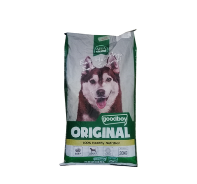 GOODBOY DOG FOOD 20KG