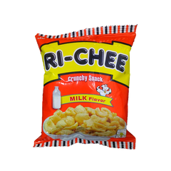 RICHEE CRUNCHY MILK SNACK 25G