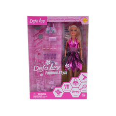 DEFA LUCY DOLL PINK