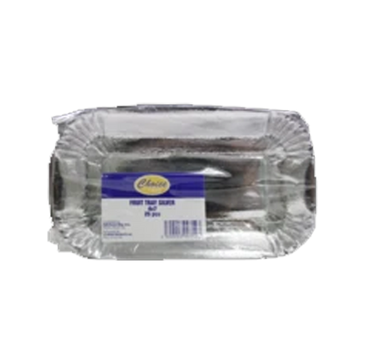 CHOICE KIKIAM TRAY SILVER 50'S