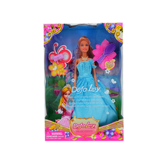 DEFA LUCY DOLL BLUE