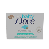 BABY DOVE BAR SOAP SENSITIVE MOISTURE 75G