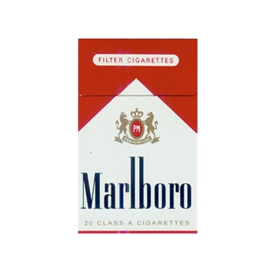 MARLBORO RED FLIP TOP