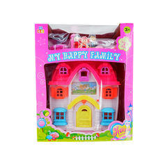 DOLL HOUSE PINK