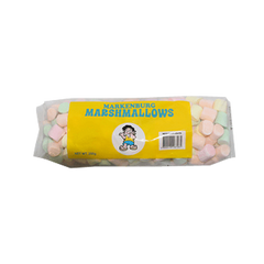 MARKENBURG MARSHMALLOW ASSORTED 250G