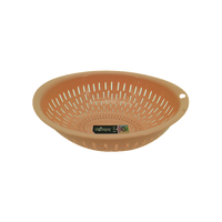 FRUIT BOWL / COLANDER PEACH