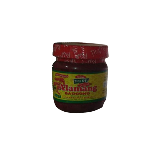 TITAMY STEAMED ALAMANG REGULAR 125G