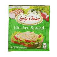 LADY'S CHOICE SANDWICH SPREAD CHICKEN 80ML