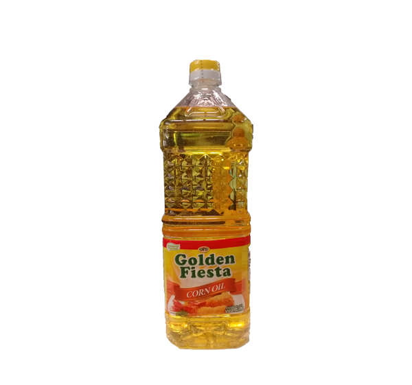 UFC GOLDEN FIESTA 100% CORN OIL 2L