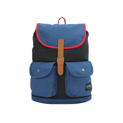 G.RIDE BLACK & NAVY CHLOE BACKPACK