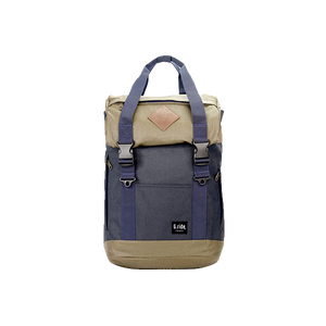 G.RIDE NAVY & OLIVE ARTHUR BACKPACK