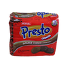 PRESTO CREAMS DOUBLE CHOCOLATE 30GX10S