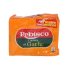 REBISCO CRACKERS WITH GARLIC  10S