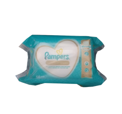 PAMPERS SENSITIVE WIPES 112S