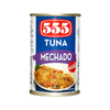 555 TUNA FLAKES MECHADO EASY OPEN CAN 100G