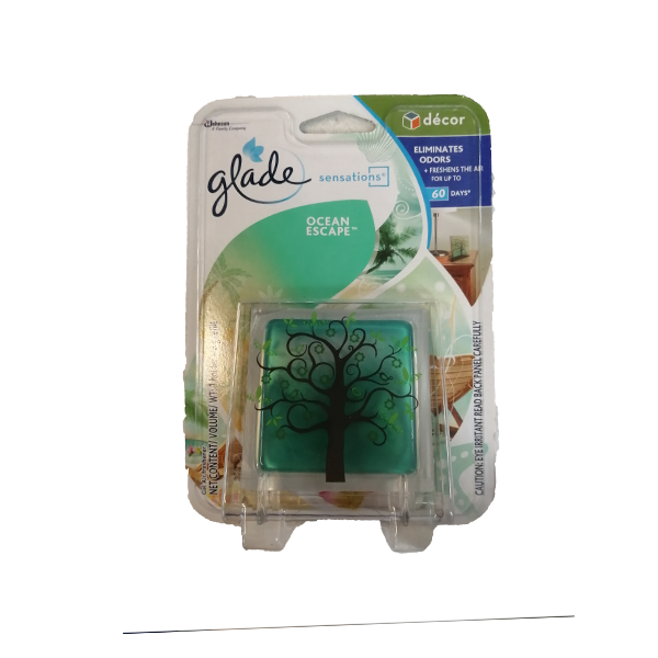 GLADE SENSATION OCEAN ESCAPE 8G