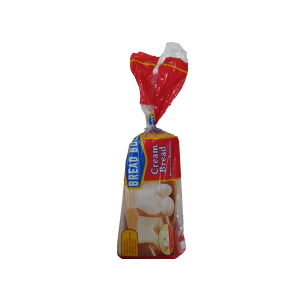BREAD BOX CREAM BREAD LARGE 530G