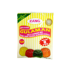 ZANG GULAMAN UNFLAVORED YELLOW