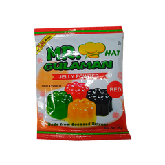MR. HAT GULAMAN UNFLAVORED RED 25G
