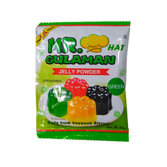 MR. HAT GULAMAN UNFLAVORED GREEN 25G