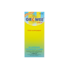 GROWEE SYRUP 120ML