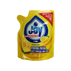 JOY LIQUID DISHWASHING LEMON OXY 190ML