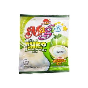 MENU MAGIC JELLY BUKO STRIPS