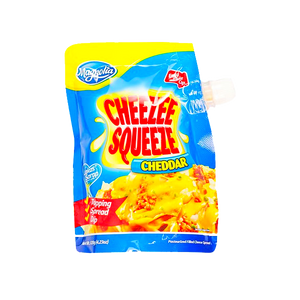 MAGNOLIA CHEEZEE SQUEEZE PLAIN CHEDDAR 120G