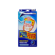 KOOLFEVER COOLING GEL SHEETS ADULT