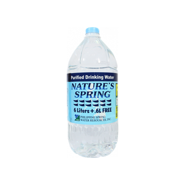 CHOICE PURIFIED DRINKING WATER 6.6L