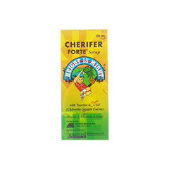 CHERIFER FORTE SYRUP 120ML
