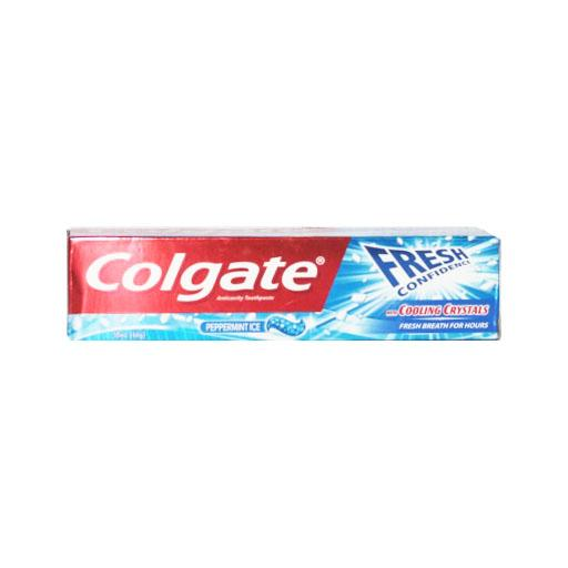 Copy of COLGATE FLOURIDE TOOTHPASTE W/COOLING CRYSTALS PEPPERMINT ICE 50ML
