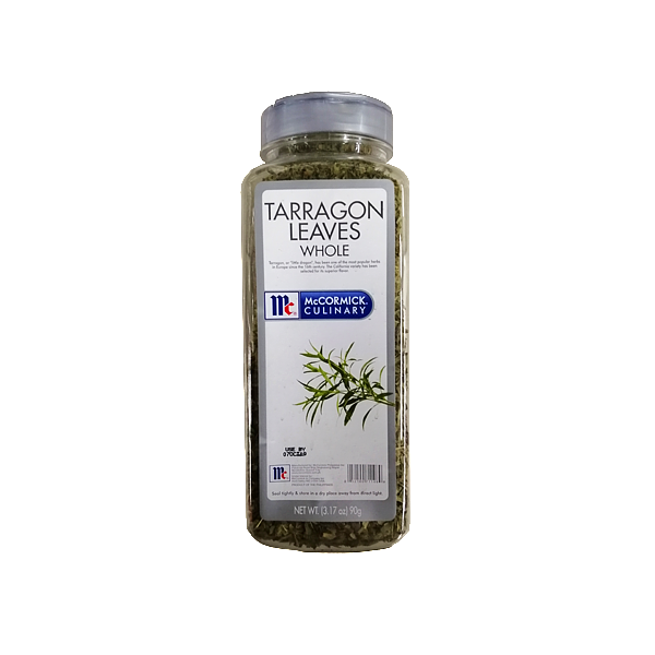 MCCORMICK  TARRAGON LEAVES WHOLE 90G