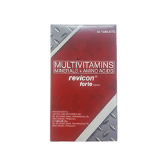 REVICON FORTE TABLET 30S